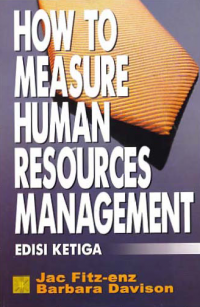 Image of HOW TO MEASURE HUMAN RESOURCES MANAGEMENT