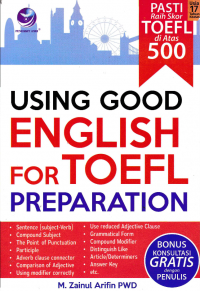 Image of USING GOOD ENGLISH FOR TOEFL PREPARATION