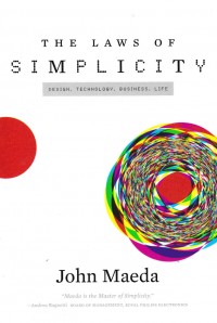 Image of THE LAWS OF SIMPLICITY; Design, Technology, Business, Life
